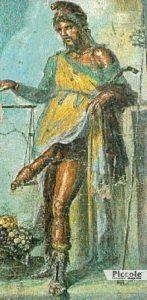 Liberarsi da antiche usanze Priapo