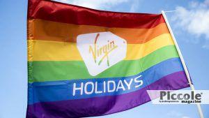 Virgin annunci il pride flight, il volo con equipaggio lgbt
