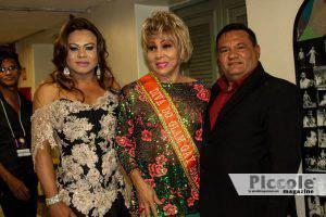 Safira Bengel ospite speciale al miss beleza gay paui 2018