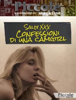 Confessioni di una camgirl di Sally XXX