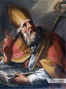 L'ANTICA ROMA: Sant'Agostino