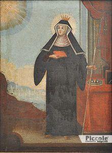 SAN FOTINO Santa Valpurga