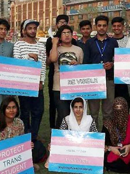 Articolo sulla prima scuola transgender in pakistan