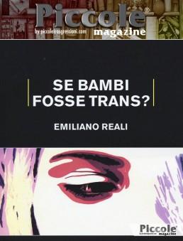 Se Bambi fosse trans? di Emiliano Reali