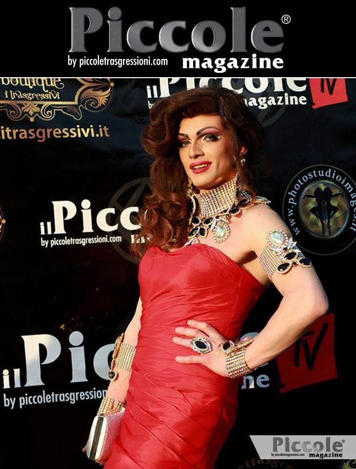 Sebille Garcia organizzatrice Master Queen Italia