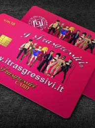 La Sexy Card dei Trasgressivi te la regaliamo noi!