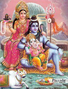 IL SESSO NEL NOME DI DIO: Parvati e Shiva