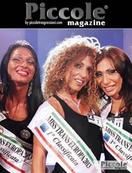 Sirya Piccolo, Miss Trans Europa 2013