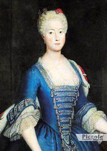 Le rivali in Amore - Sofia Dorotea di Prussia