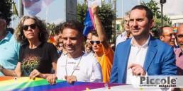 Incontro comunità lgbtqia e Ministro Pari Opportunità