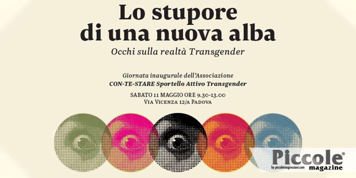 A Padova è attivo un nuovo sportello d'ascolto transgender