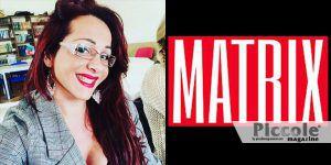 Stefania Zambrano sarà ospite stasera del programma tv Matrix