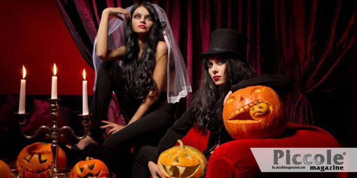 Storia Erotica di Halloween