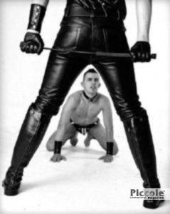 Storia erotica dal punto di vista del Master