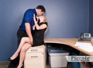 Storia erotica: pausa pranzo indimenticabile