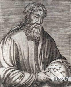 CASTITÀ E PROSTITUZIONE: Strabone