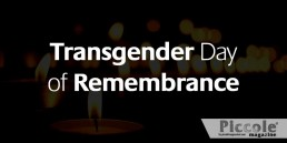 Trans Day of Remembrance (TDoR) 2018