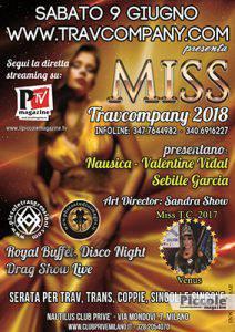 Miss Trav Company 2018