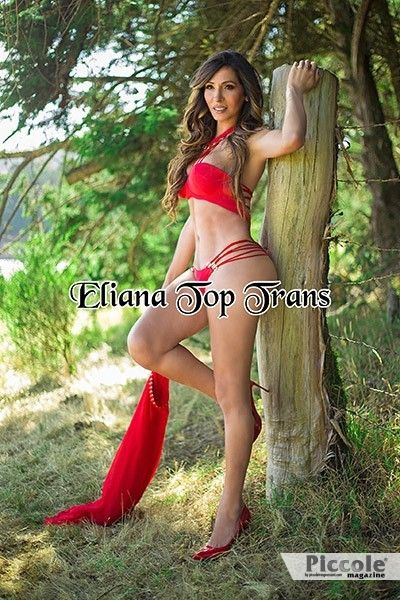 Intervista a Eliana Transex