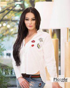 La trans Linda Rei a ballando con le stelle Albania