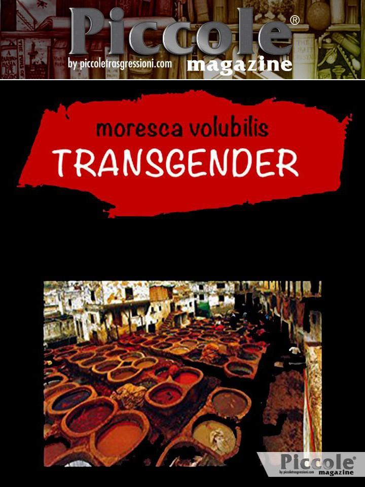 Transgender di Moresca Volubilisi