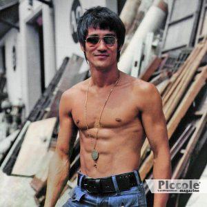 Bruce Lee uomo del sagittario