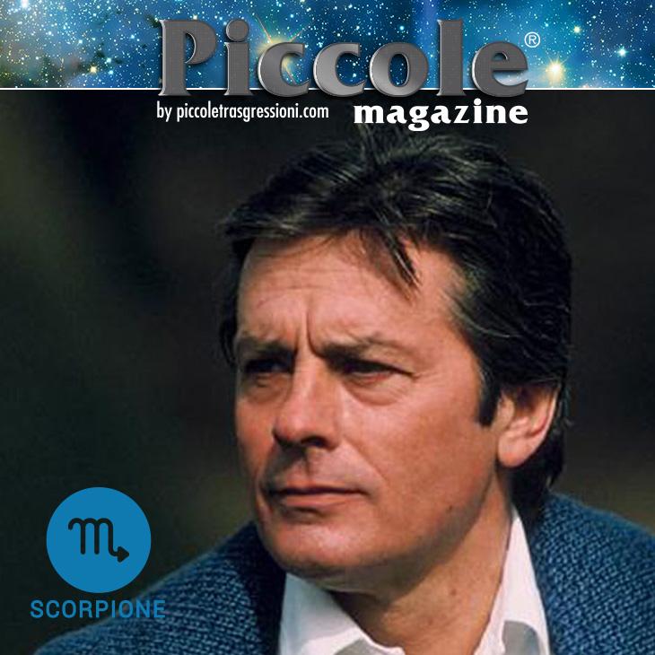 Uomo scorpione piccole magazine - Scorpione e capricorno a letto ...