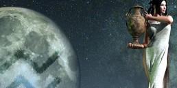 L'uomo del segno zodiacale acquario