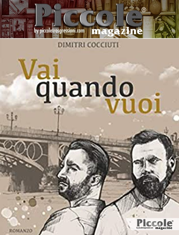 Foto copertina del libro Vai quando vuoi di Dimitri Cocciuti