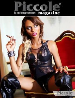 Veronika Havenna parteciperà al T-GIRL ad Amsterdam