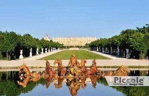 MORTE PER PARTO: Versailles