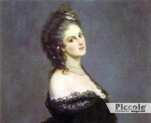 Virginia di Castiglione - bella senza anima