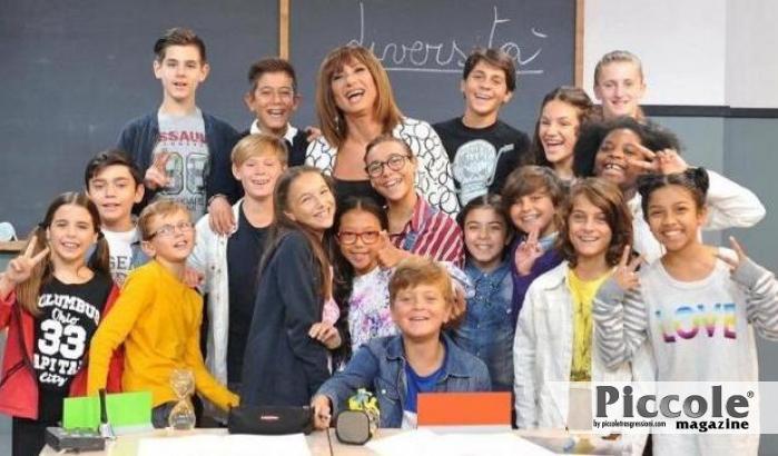 Vladimir Luxuria allontana i bambini dall'omofobia di questa Italia