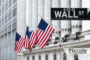 SENZA SANGUE BLU: Wall Street